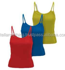 high quality custom made tank top