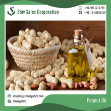 Finely Made Top Quality Organic Peanut Oil for Wholesale Price