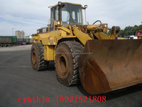 Construction machine Used original wheel loader CAT966F for sale 936 950 966C 966D 966F 966E