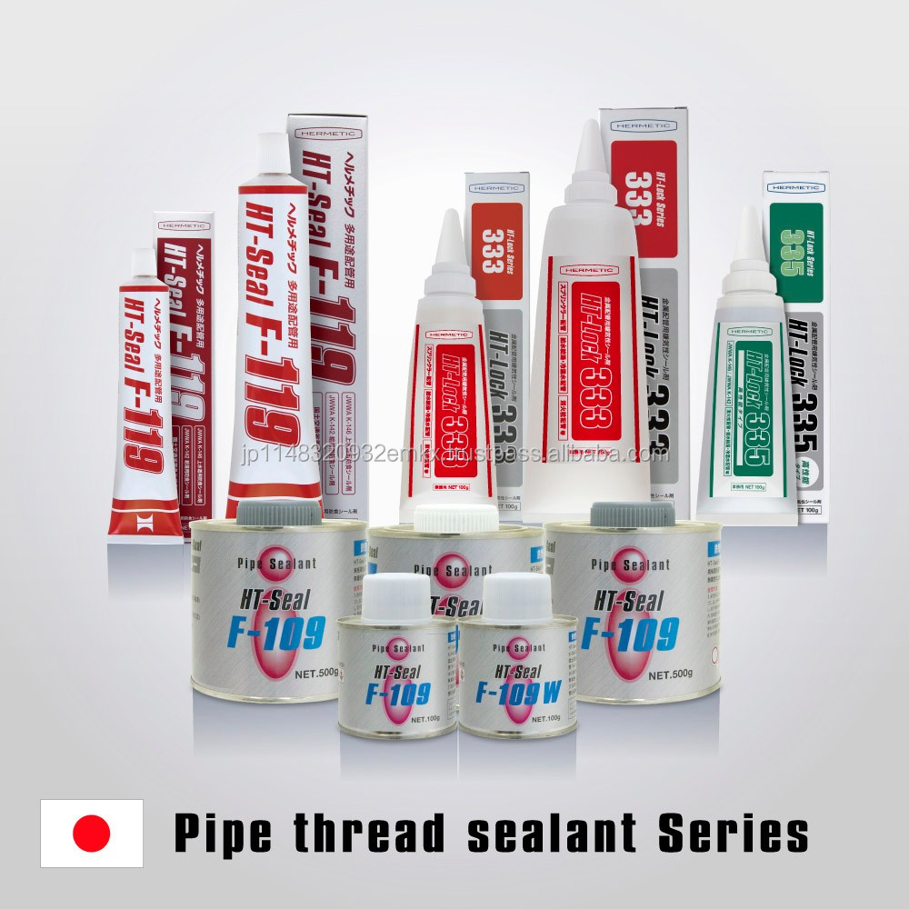 Multi-purpose silicone sealant for stainless steel pipe