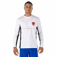 long sleeve compression shirt shirts mma rash guards for men