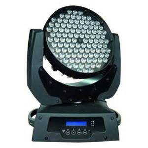 Professional Stage Wash 108 x 3W RGBW LED Moving Head Light