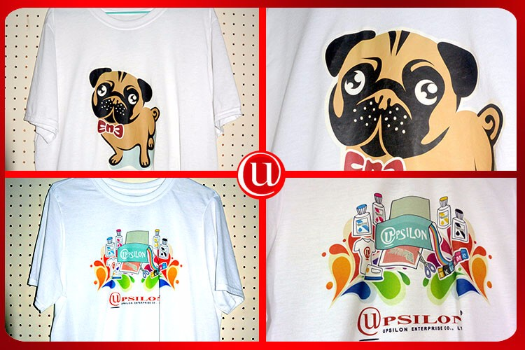 OEM Custom With Design Printing Sublimation Blank T-Shirt