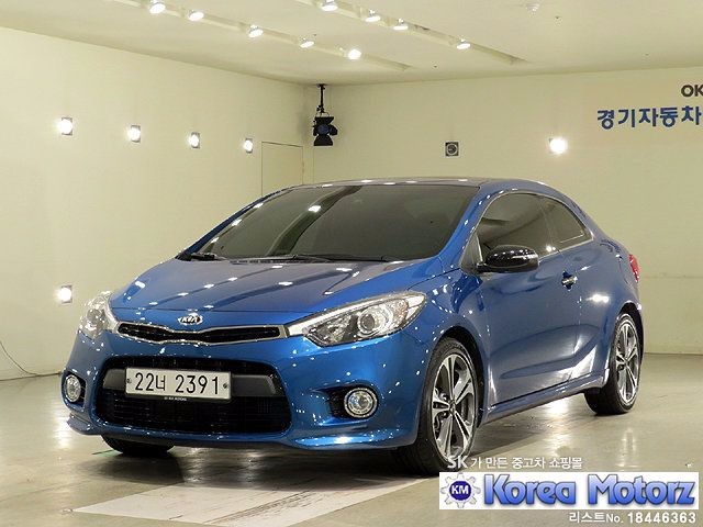 2014 KIA K3 Koup 1.6 Turbo Prestige used car (18446363)