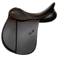 Horse Jumping Saddle - Highest Quality Cowhide Leather