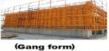 construction materials for Concrete Formworks