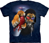Sublimation T-Shirt / 3D Printed T-Shirt / All Over Printed T-Shirt