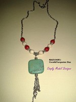 Necklaces made from Semi precious stones