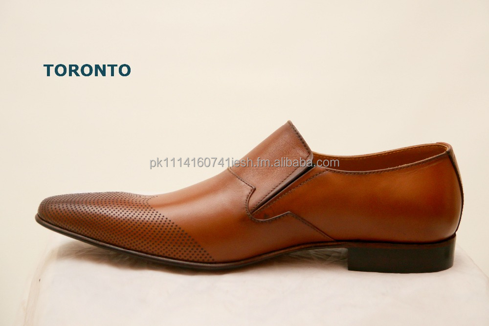 Pure Leather Sole Dress Shoes