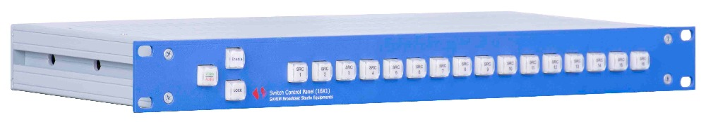 16x1 Remote Router Control Panel
