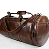 Leather Luggage Travel Bag