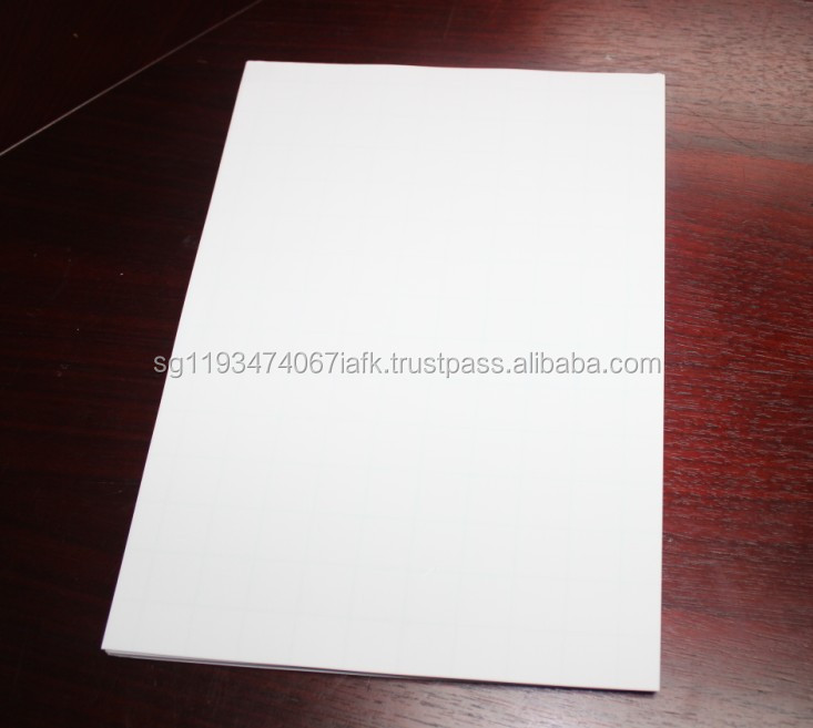 Self adhesive glossy sticker paper for printing