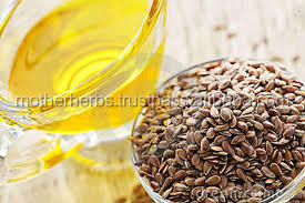 Pure Cold Press Flax Seed Oil