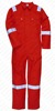 Firefor flame retardant antistatic lightweight cotton coverall