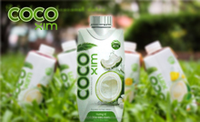 Bottled Orginal Coconut Water Brand Cocoxim Made in Viet Nam