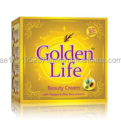 golden life beauty cream
