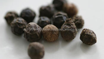 White Pepper and Black Pepper