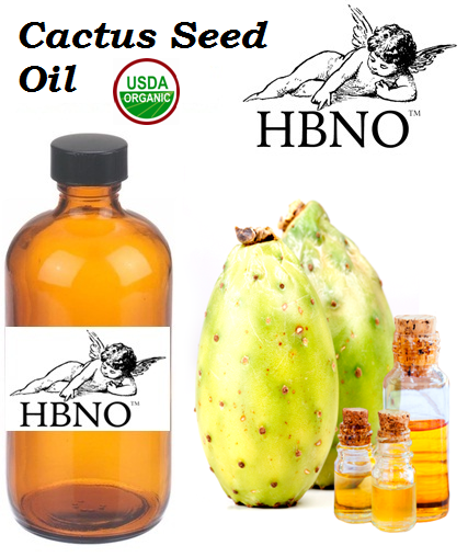 Pure & Natural Organic Cactus Seed Oil