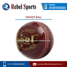Impeccable Range of Cricket Hard Ball with Rugged Design at Factory Price