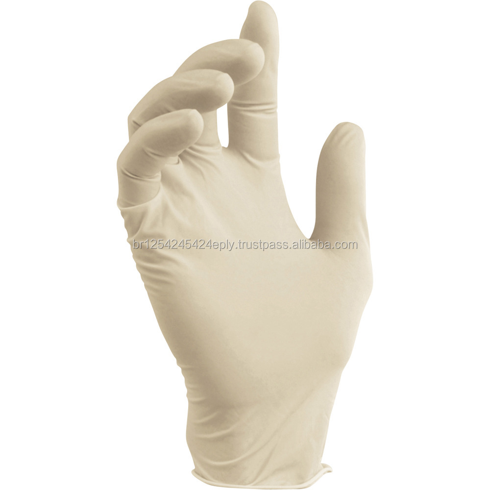 TOP QUALITY disposable latex gloves