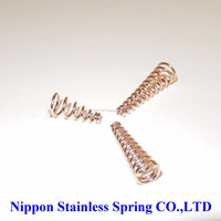 High precision spring for tokyo car battery made in Japan