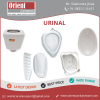 Wall Mounted Type Urinal for Office Use at Commercial Rate
