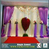 hottest selling Cheap Aluminum pipe draping