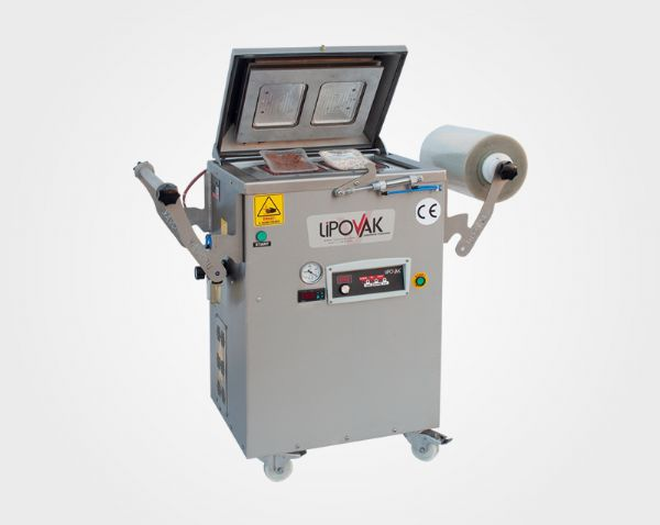 KV600 steinless steel food packing machine CE certification