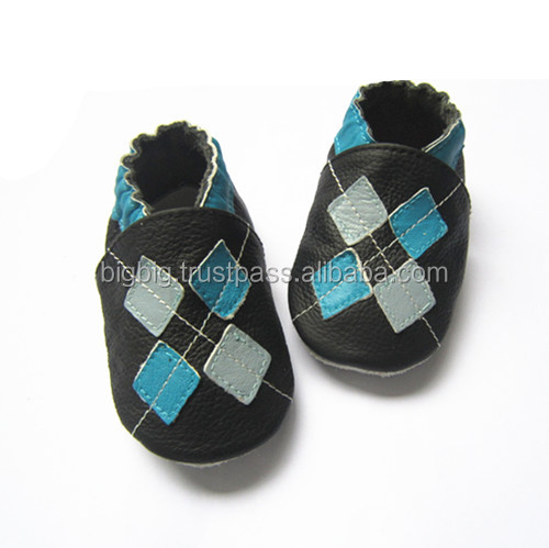Baby Moccasins Toddler Infant Footwear Soft Sole Colors Boat Cow Leather Baby Boy Shoes Boys