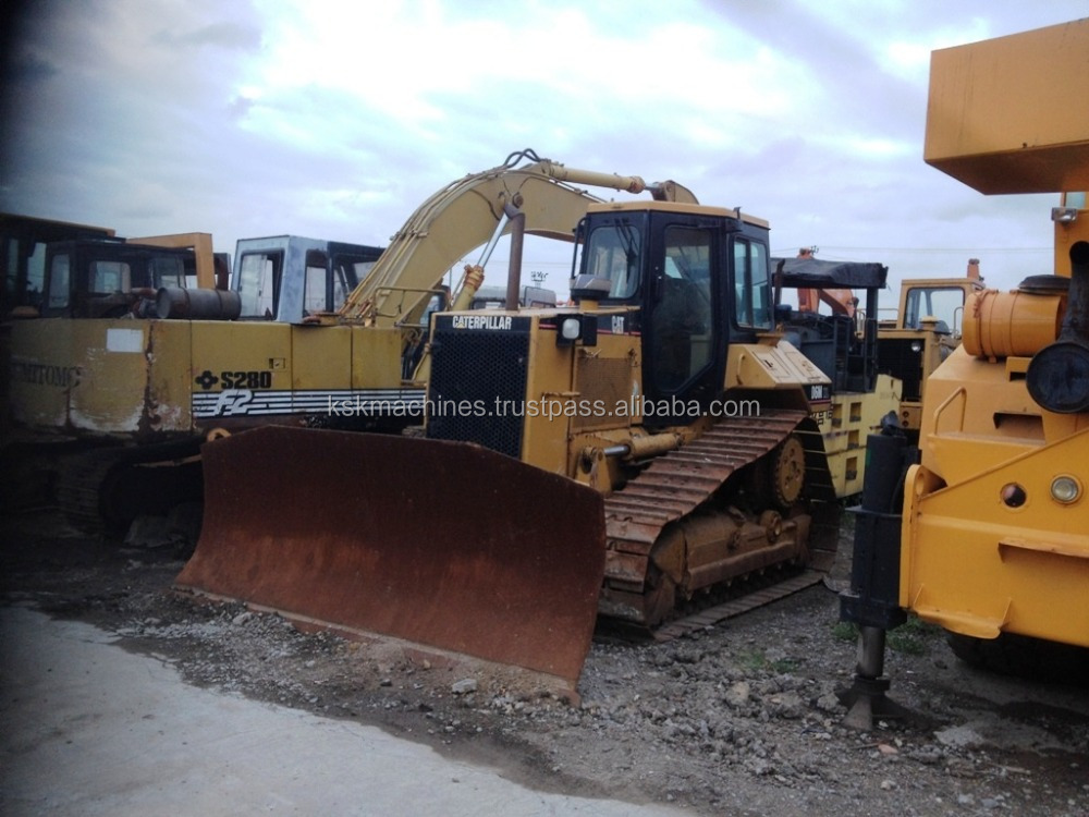 rc bulldozers for sale d6m d6n komatsu caterpillar bulldozer D6D dozer D6H D6G D6R D6C used bulldozer for sale