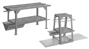 GEARENCH PETOL Pump Benches