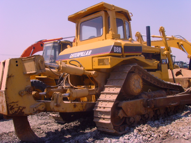 Used caterpillar CAT D8N Bulldozer USA Model in reasonable price,Used D4H/D5H/D6G/D6R/D7G/D7R/D7H/D8K/D8R CAT Bulldozer