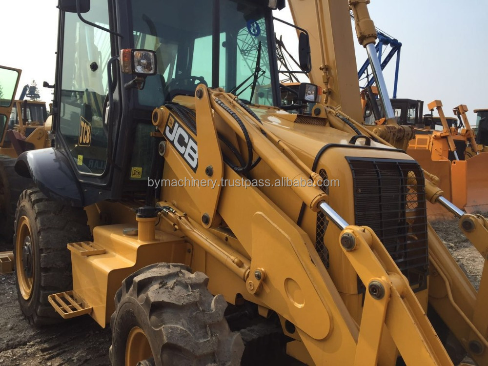 Cheap used backhoe for sale, JCB 3CX Backhoe loader