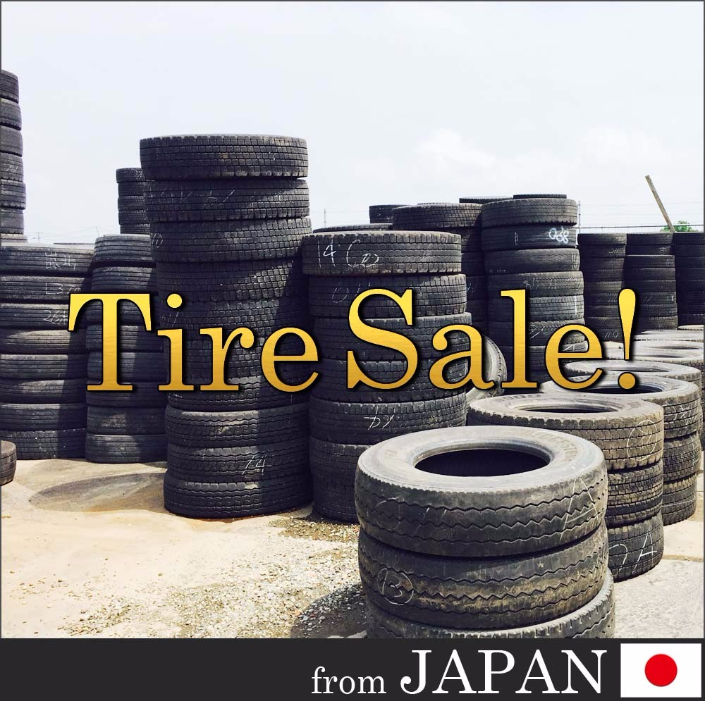 Japanese tyres Japanese tires used truck tyre truck tire for export, Casing for recapping, Casings for retreading