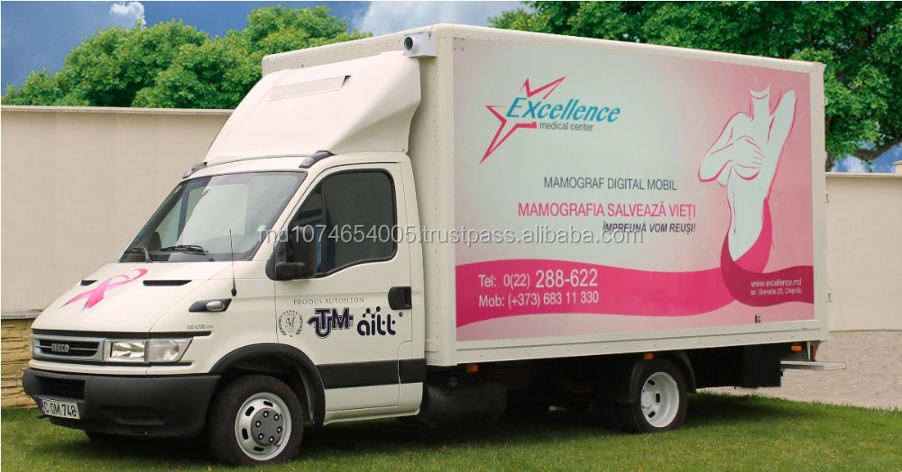 Mobile Digital Mammography Unit