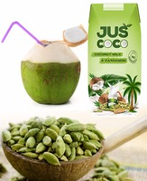 Natural Coconut Milk with Cardamom flavor