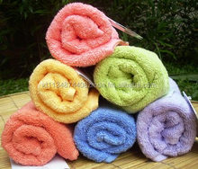 100% Cotton Anti Bacterial Famous Brand Towel