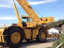 original used GROVE RT980 80ton truck crane for sale