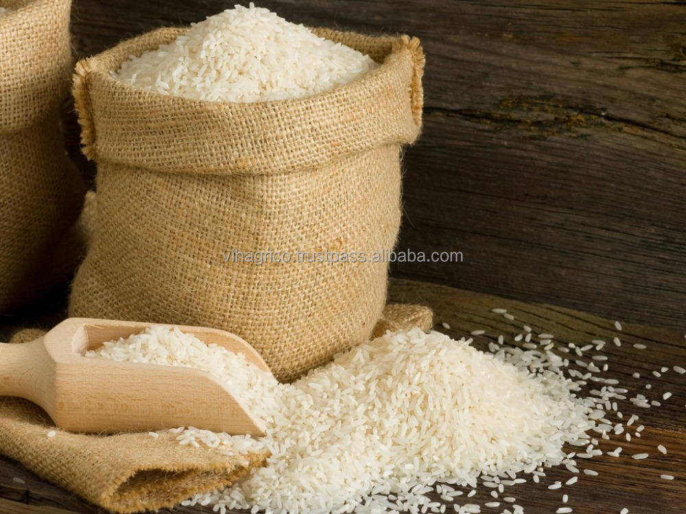 The Best Quality Long Grain white rice 5% Broken Origin Vietnam
