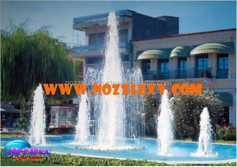 Garden Water Fountain Large Outdoor Water Fountain Jumping Jets Water Fountain