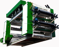 OFFLINE STACK SYSTEM (TYPE)FLEXO PRINTING MACHINE