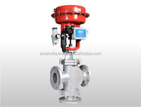 2/2 & 3/2Pneumatic Diaphragm Modulating Control Valve up to 220 C