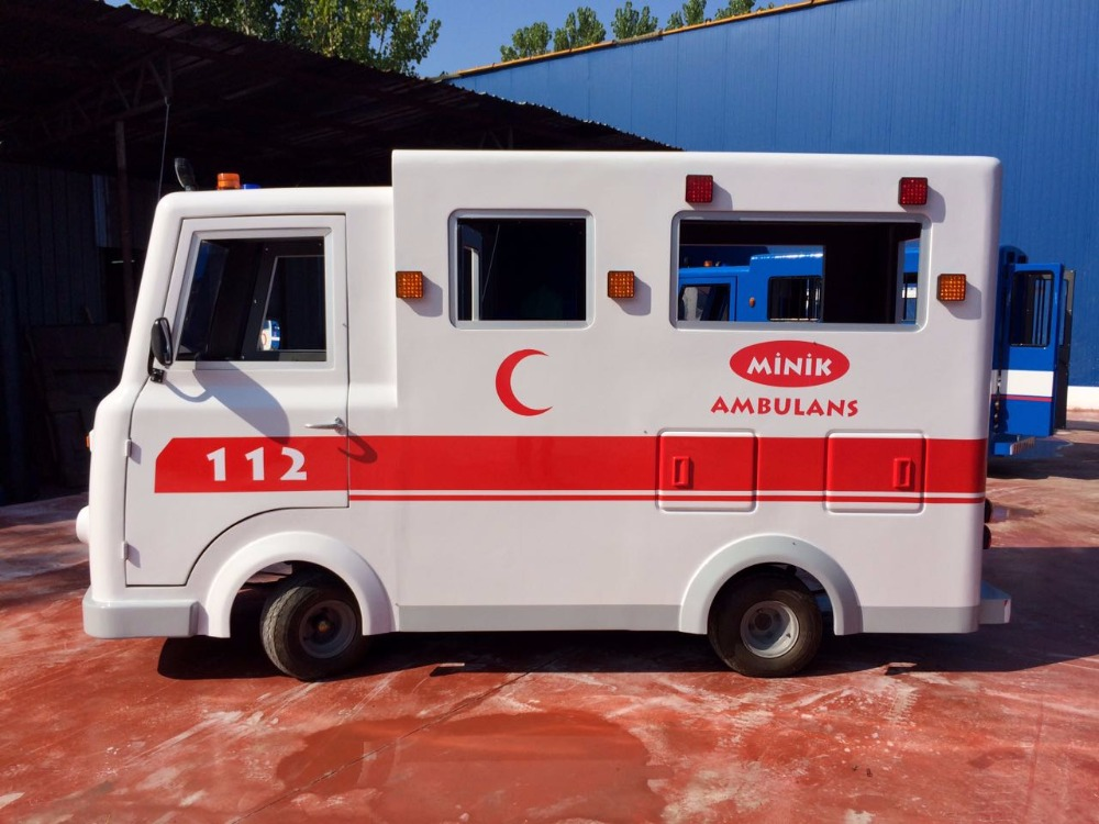 Battery Power Mini Ambulance
