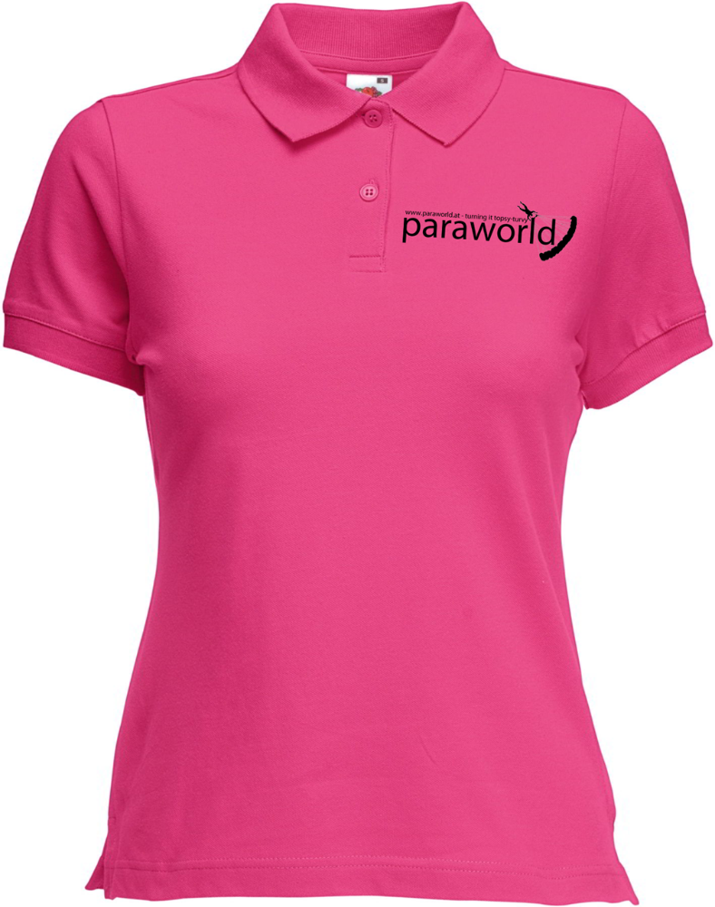Ladies Customized Polo T shirts With Company Logo
