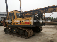 XCMG XR150 ROTARY DRILLING RIG HOT SALE IN GOOD CONDITION FOR WORK