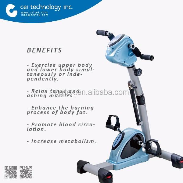 Горячий продавать Физиотерапия Авто Реабилитационное Оборудование Фитнес Велосипед