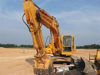 Used Hyundai Crawler Excavator 250LC-7/Also Used 220LC-5, R210-5E, 130LC-5, 150W-5 CE Certification