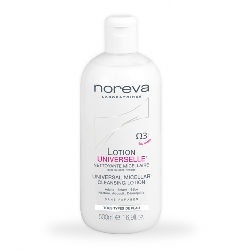 NOREVA Universal skin care MICELLAR CLEANSING LOTION