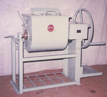 Detergent Soap Mixing Machinery