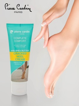 Pierre Cardin Paris Foot Skin Care Cream For Cracked & Dry Heels 75 ML